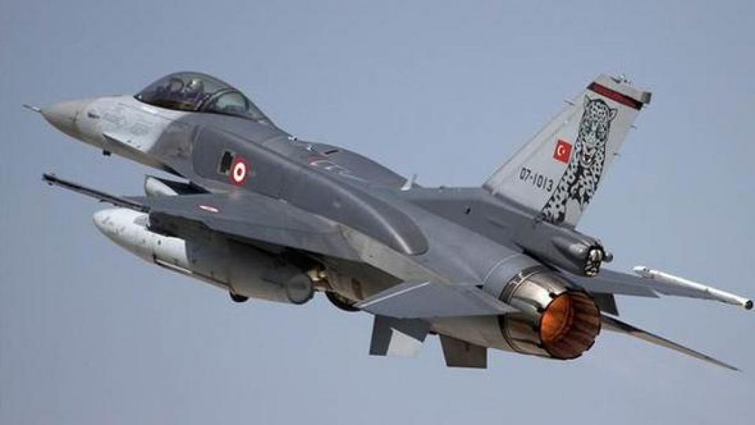 Πτήσεις τουρκικών μαχητικών πάνω από Στρογγυλό, Πλάκα, Ανθρωποφάγους