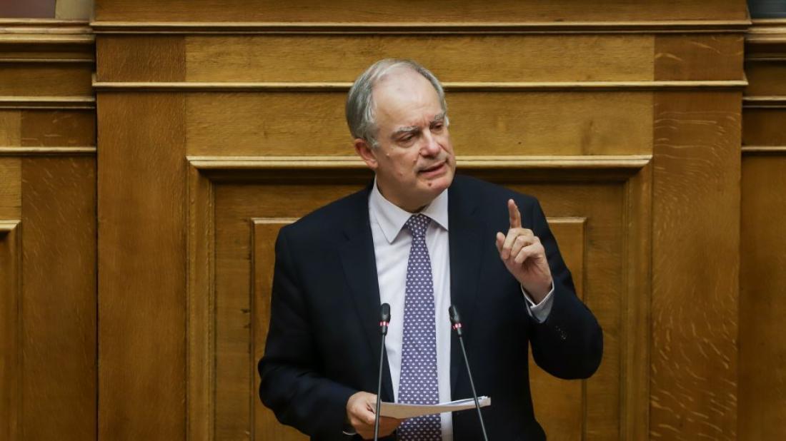 Ο Κ. Τασούλας εκλέχτηκε πρόεδρος της Βουλής με συντριπτική πλειοψηφία