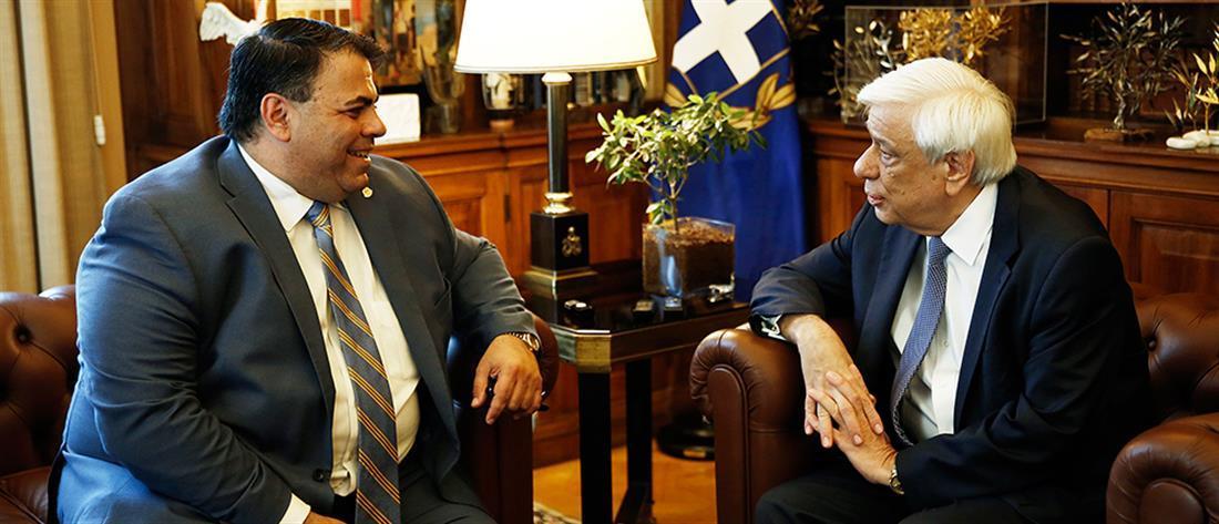 Παυλόπουλος: Καμία υποχώρηση, καμία υπαναχώρηση στο θέμα της ΑΟΖ