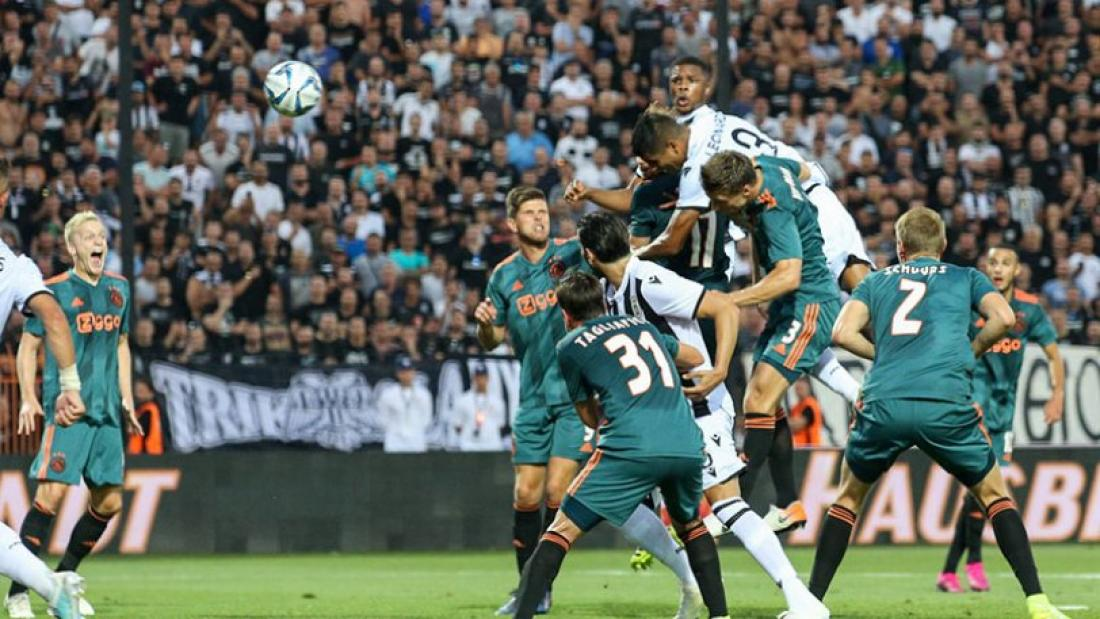 Κλήρωση ΠΑΟΚ Champions League 2020: Η αντίδραση για
