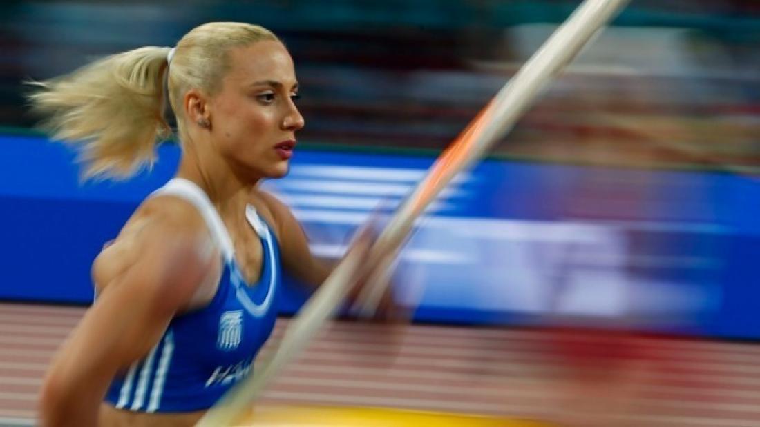 Παγκόσμιο Πρωτάθλημα Στίβου: Η Κυριακοπούλου 13η με 4.50μ