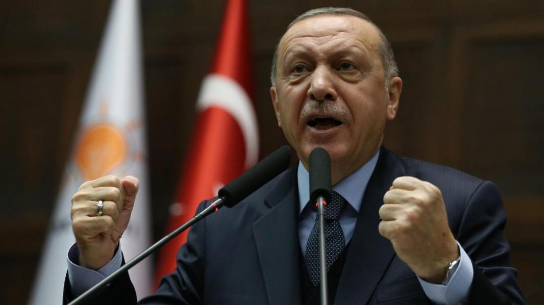 Eρντογάν: Η ναυμαχία της Πρέβεζας κατέστησε την Μεσόγειο τουρκική λίμνη