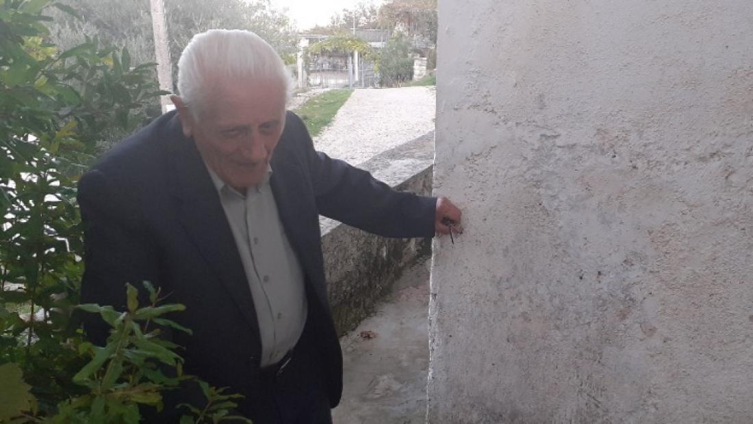 Συγκλονιστική μαρτυρία του 94χρονου δάσκαλου Δ. Κουρεμένου από τους Βουλιαράτες
