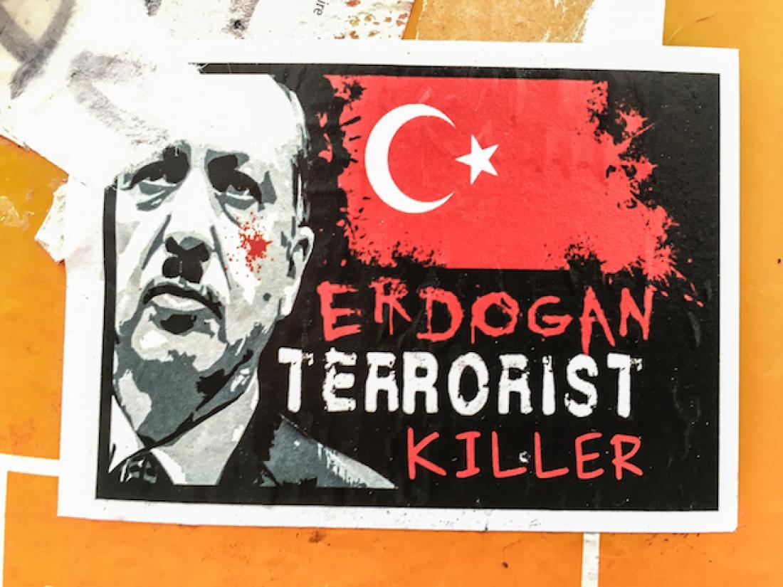 Δολοφονίες «τρομοκρατών» εκτός Τουρκίας προανήγγειλε ο Ερντογάν - Πού εμπλέκεται η χώρα μας