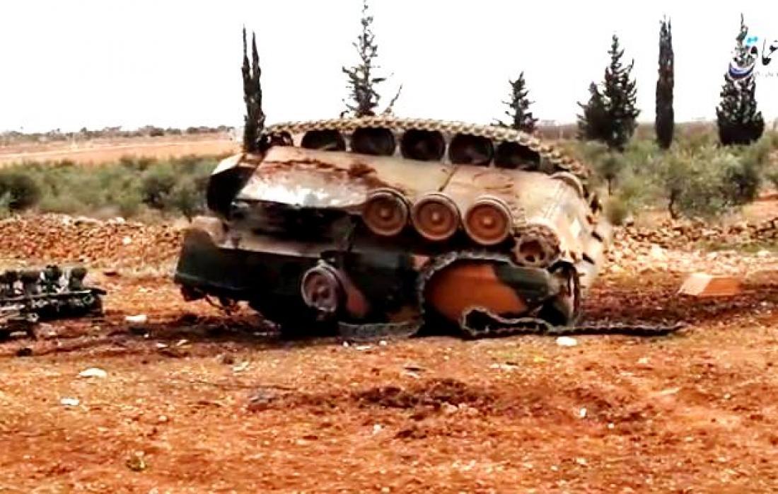Για 75 νεκρούς Τούρκους και 4 κατεστραμμένα τανκς μιλούν οι Κούρδοι - Αρχίζει το Βιετναμ της Τουρκίας;