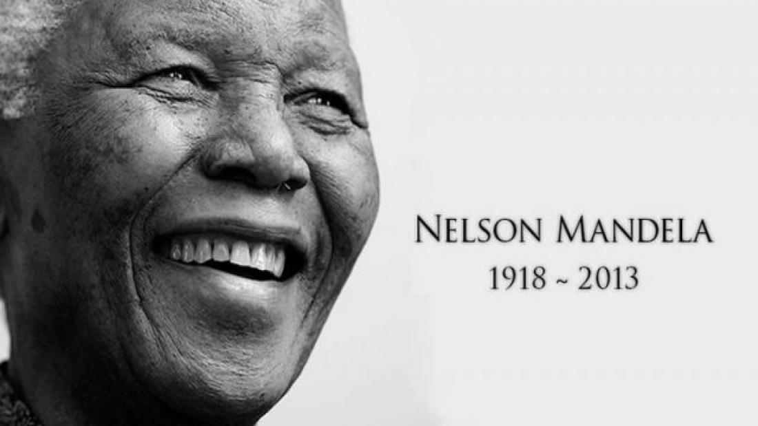 Σαν σήμερα 5 Δεκεμβρίου ο ιστορικός νοτιοαφρικανός ηγέτης Νέλσον Μαντέλα