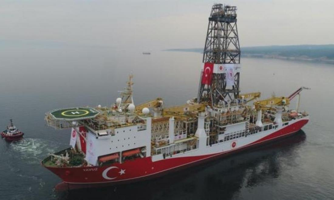Στην «καρδιά» της κυπριακής ΑΟΖ στέλνει γεωτρύπανο ο Ερντογάν