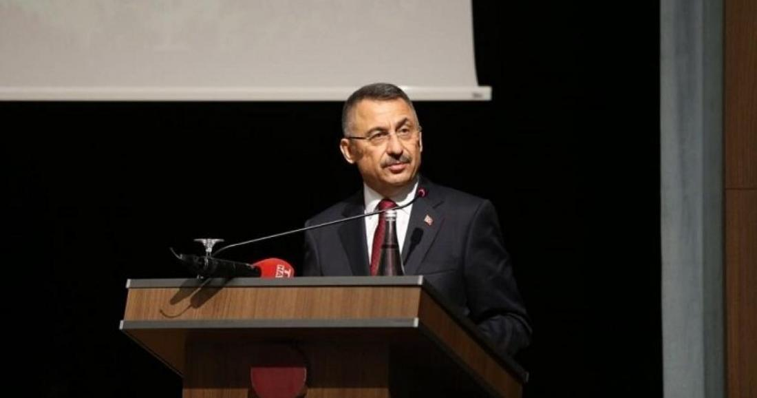 Προκαλεί ο Τούρκος αντιπρόεδρος: Η Αμμόχωστος είναι τουρκοκυπριακό έδαφος