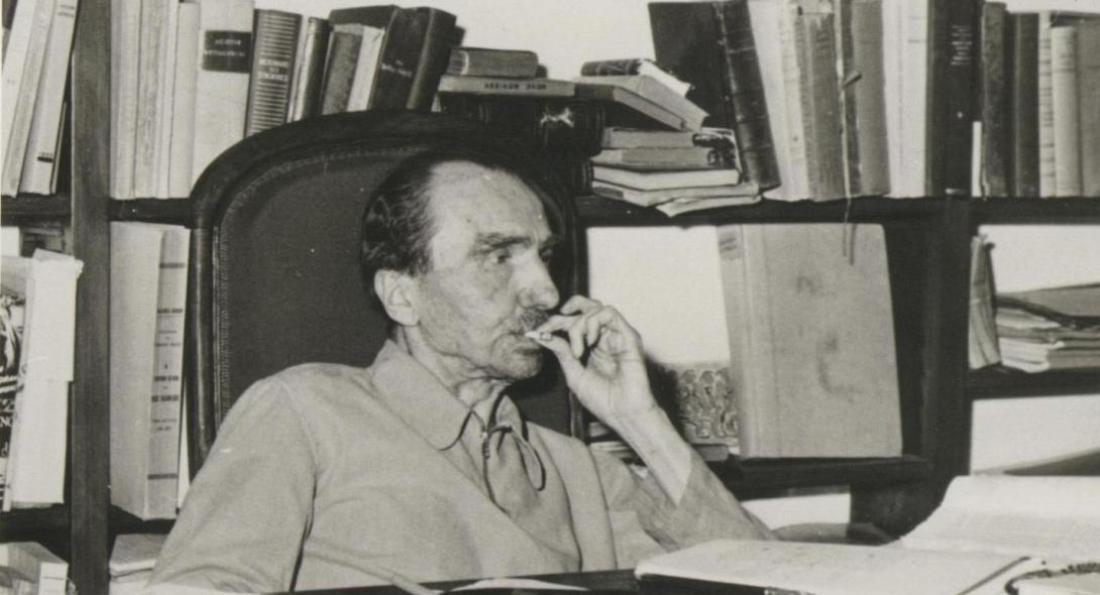 Σαν σήμερα18 Φεβρουαρίου1883 γεννήθηκε ο Νίκος Καζαντζάκης