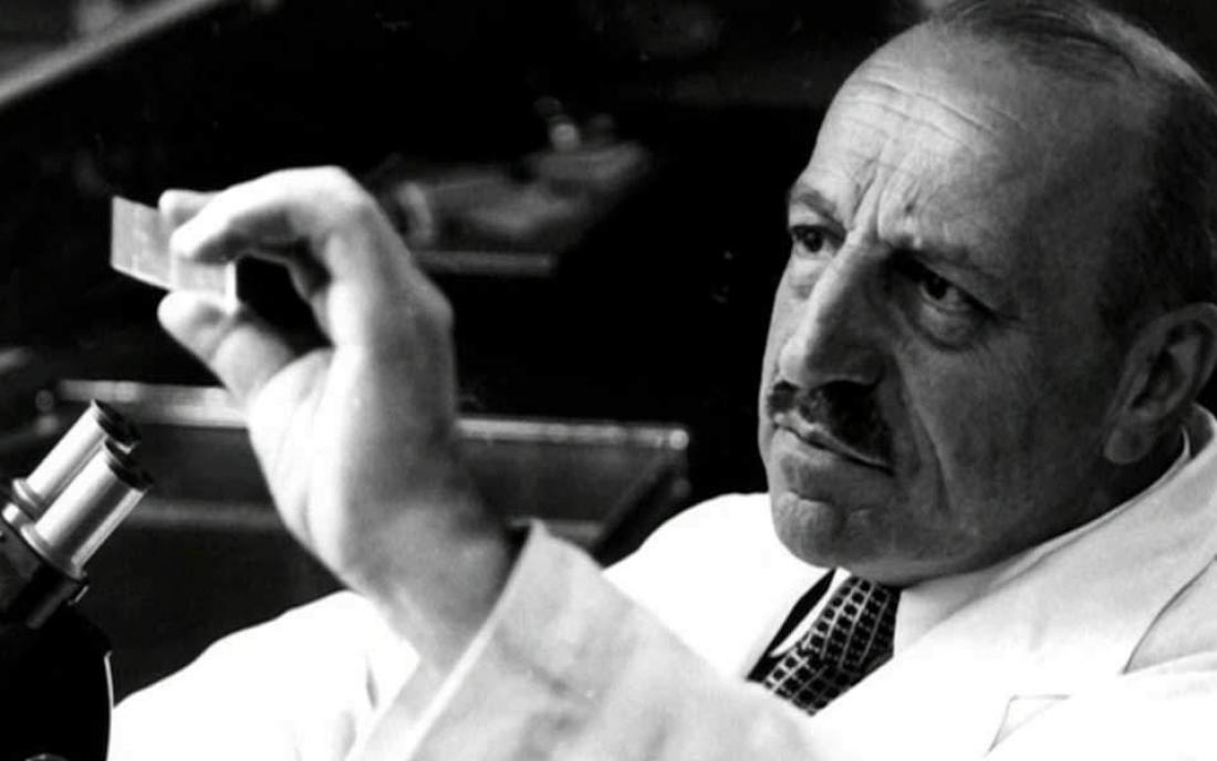 Σαν σήμερα19 Φεβρουαρίου1962 πέθανε οδιακεκριμένος γιατρός, βιολόγος και ερευνητής Γεώργιος Παπανικολάου