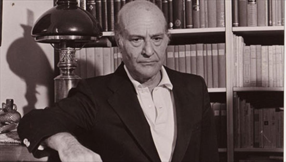 Σαν σήμερα 18 Μαρτίου 1996 πέθανε ο ποιητής Οδυσσέας Ελύτης