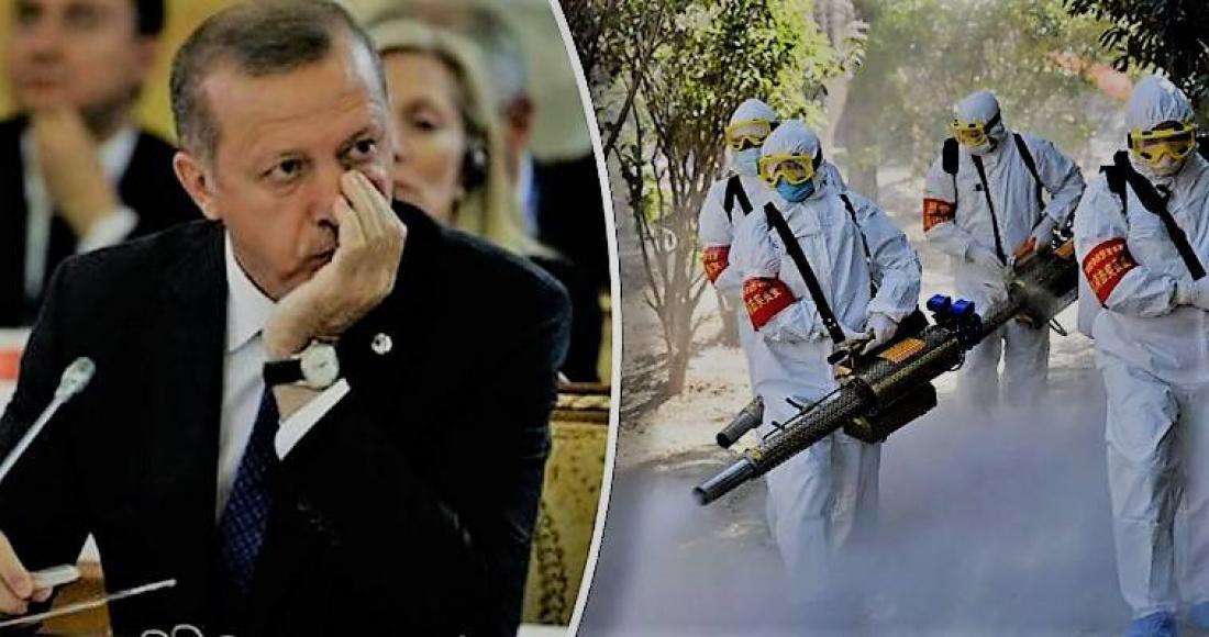 Κορονοϊός: Ο Ερντογάν αρνείται την καραντίνας γιατί φοβάται ολική κατάρρευση της οικονομίας