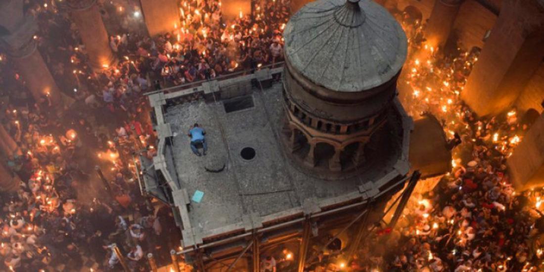 Το Άγιο Φως θα φτάσει κανονικά στην Ελλάδα λένε οι Ισραηλινοί