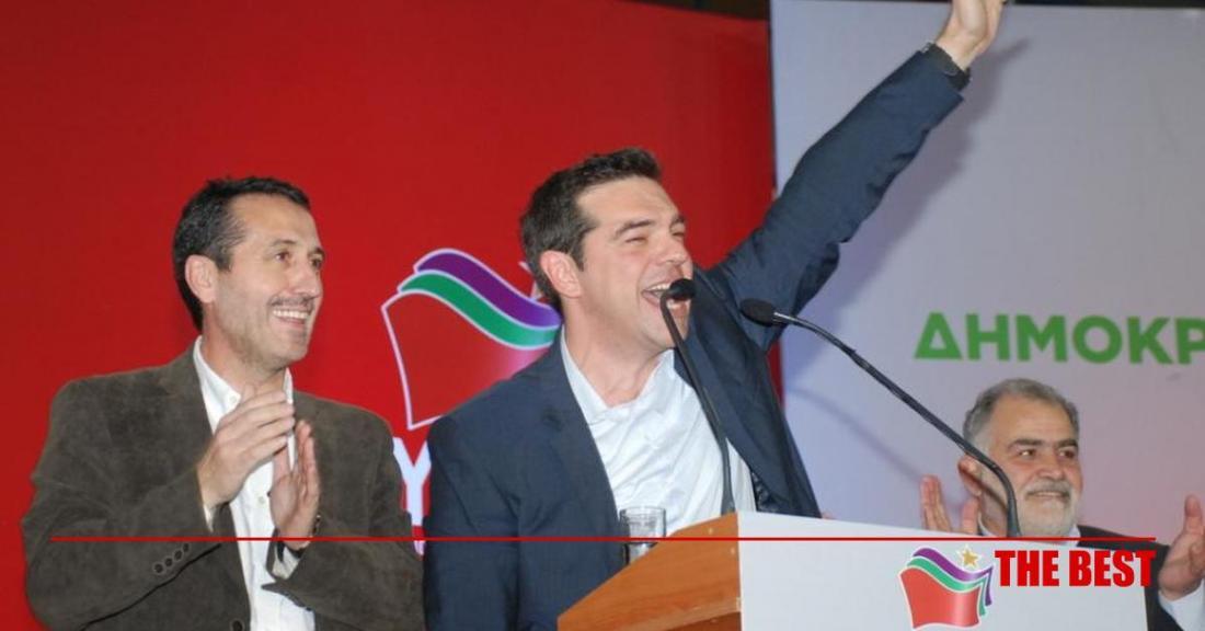 Βουλευτής ΣΥΡΙΖΑ: «Ο μ@λ@κ@ς που το παίζει πρωθυπουργός γράφει στ@ρχίδι@ του τα πάντα»
