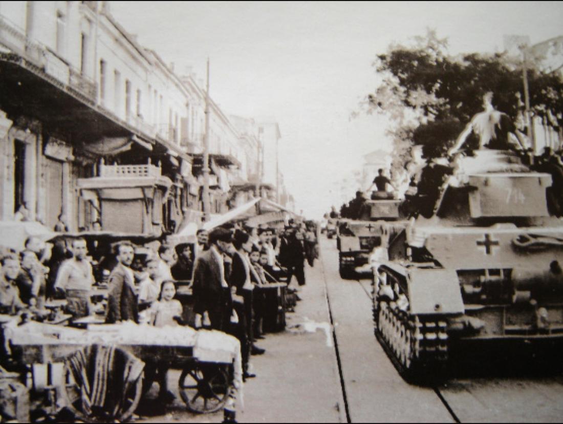 Σαν σήμερα 9 Απριλίου 1941 oι ναζί μπαίνουν στη Θεσσαλονίκη