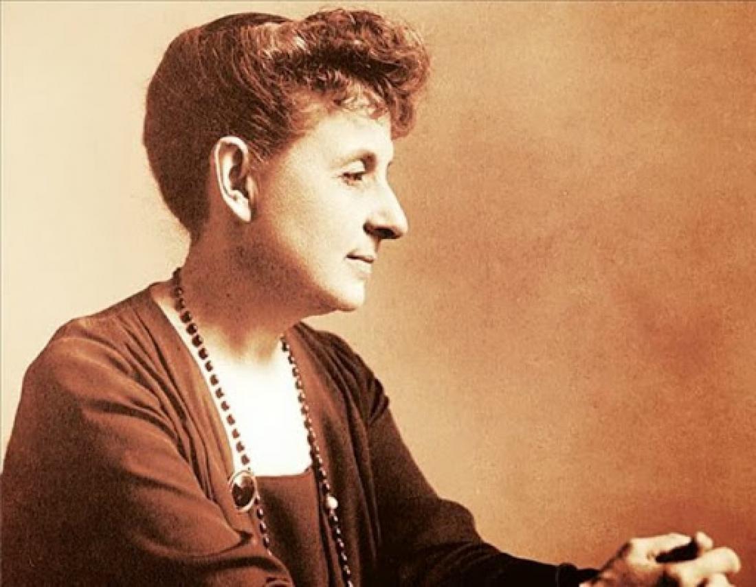 Σαν σήμερα2 Απριλίου1941 πέθανε η συγγραφέας Πηνελόπη Δέλτα