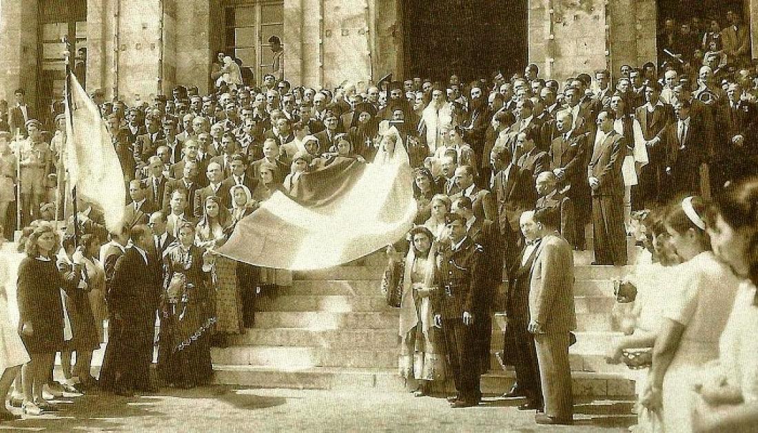 Σαν σήμερα 1 Απριλίου 1947 παραδόθηκαν  από την Βρετανούς τα Δωδεκάνησα στην Ελλάδα