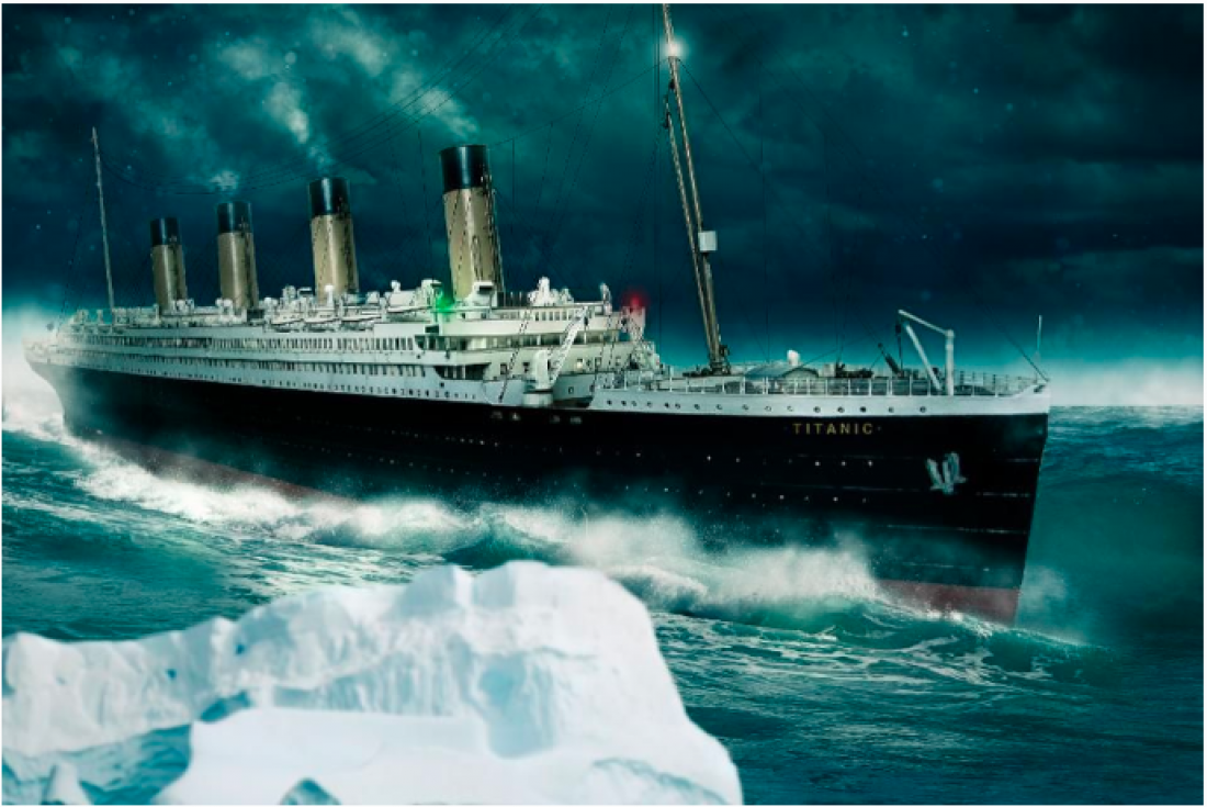 Σαν σήμερα, 15 Απριλίου 1912 βυθίζεται ο «Τιτανικός»