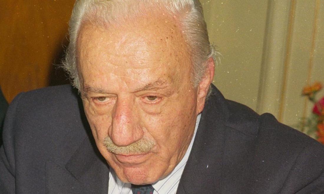 Σαν σήμερα22 Μαΐου2005 πέθανε o Χαρίλαος Φλωράκη, ηγέτης του ΚΚΕ