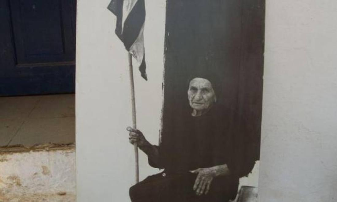 Σαν σήμερα13 Μαΐου1982 πέθανε η Δέσποινα Αχλαδιώτη, γνωστή και ως «Κυρά της Ρω»