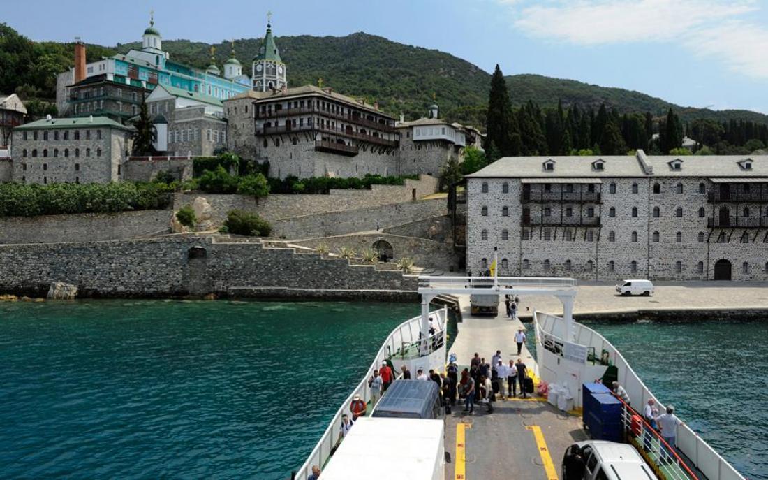 Άνοιξε από σήμερα για τους προσκυνητές το Άγιον Όρος | ΕΛΛΑΔΑ |  thepressroom.gr