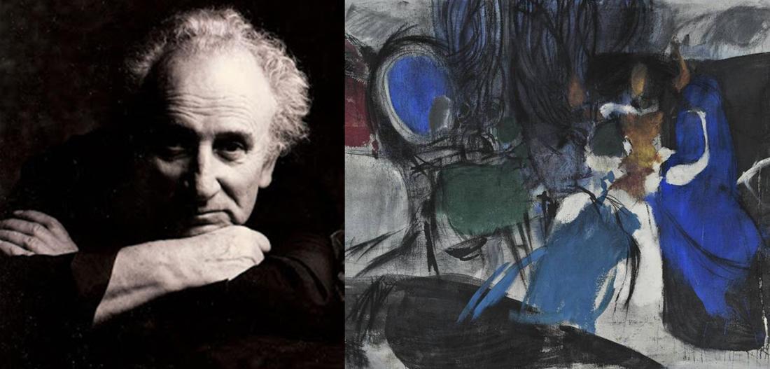 Σαν σήμερα18 Ιουνίου1934γεννήθηκε ο ζωγράφος Δημήτρης Μυταράς