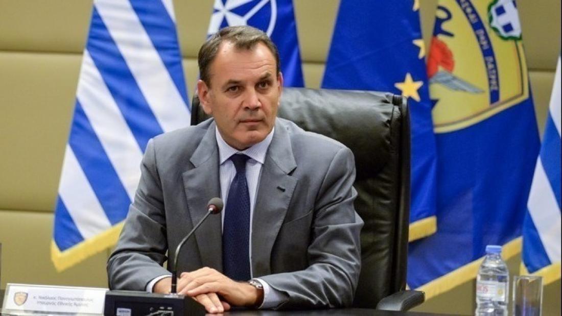 Ν. Παναγιωτόπουλος: Δεν μπορεί να γίνει διάλογος με την Τουρκία με όρους εκβιασμού