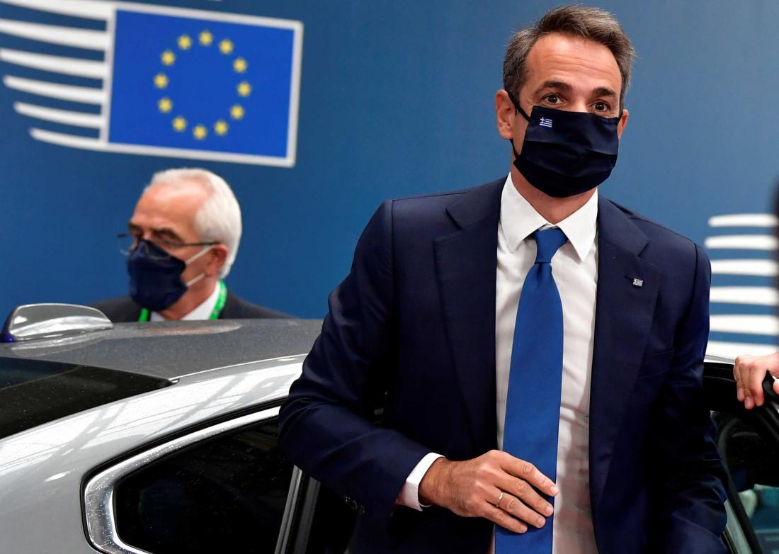 Κυρ. Μητσοτάκης: Περισσότερα από 70 δισ. για την Ελλάδα