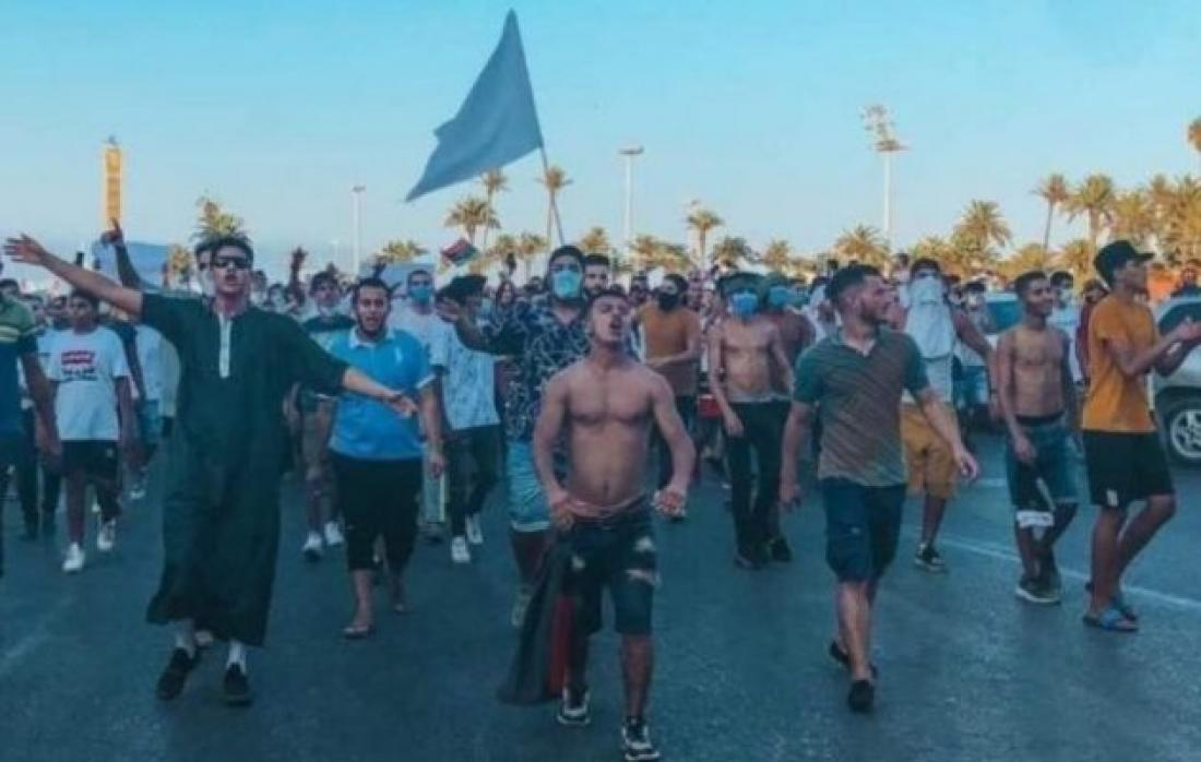 Λιβύη: Διαδηλώσεις στη Τρίπολη κατά του εκλεκτού του Ερντογάν ...