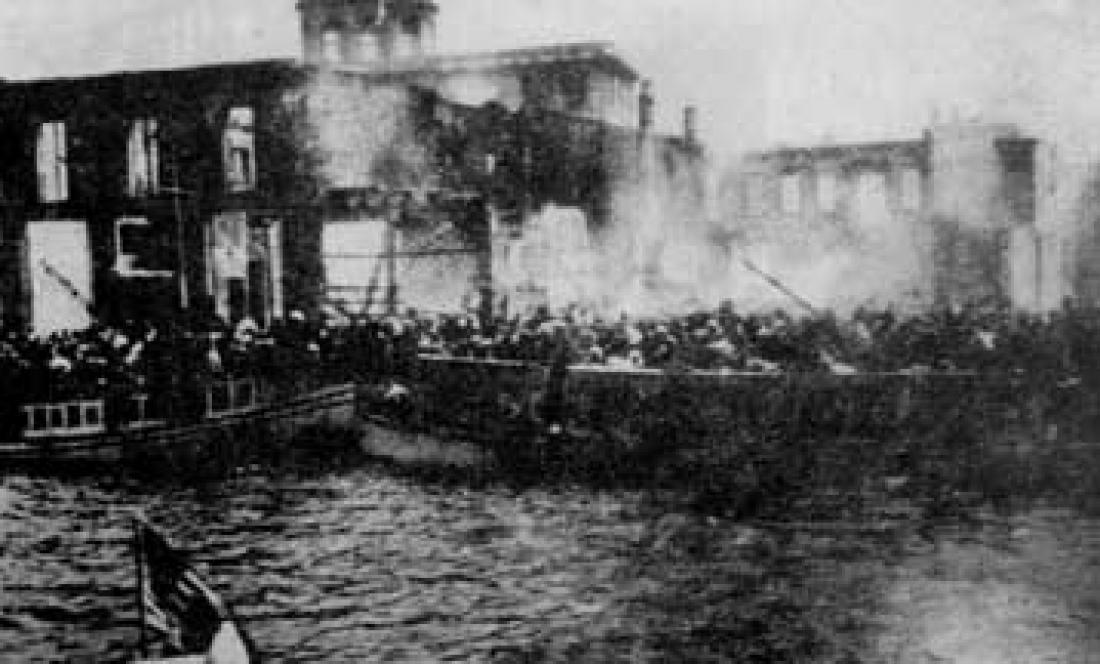 14 Σεπτεμβρίου: Ημέρα Μνήμης για τη Γενοκτονία των Ελληνών της Μικράς Ασίας από τους Τούρκους