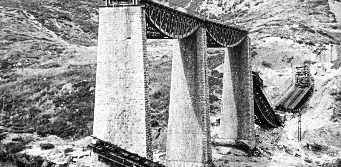 Σαν σήμερα 25 Νοεμβρίου 1942 η σπουδαιότερη ελληνική αντιστασιακή επιχείρηση