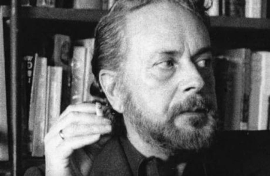 Σαν σήμερα 10Νοεμβρίου 1990 πέθανε ο ποιητής Γιάννης Ρίτσος