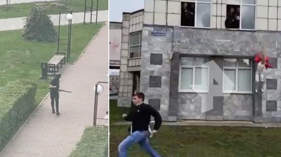 Ρωσία: Οκτώ νεκροί από την επίθεση ενόπλου σε πανεπιστήμιο της Σιβηρίας