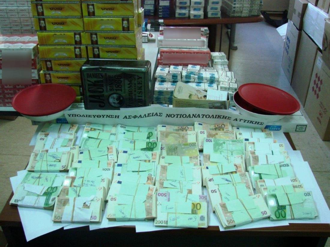 Οικογενειακή υπόθεση... το λαθρεμπόριο τσιγάρων (ΦΩΤΟ)   ΕΛΛΑΔΑ    thepressroom.gr