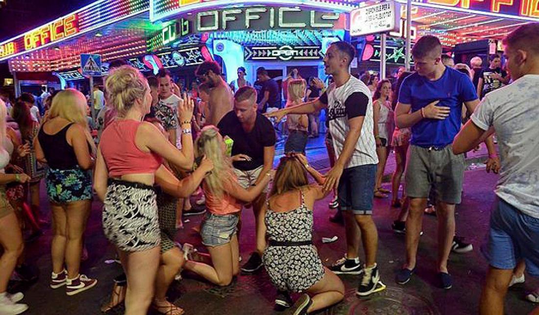sexparty von russischen studenten