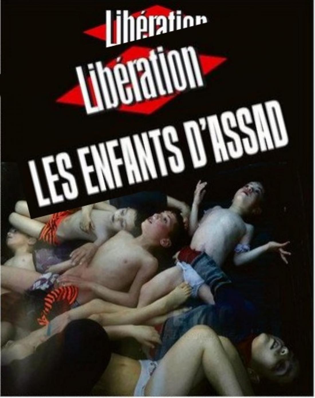 Αποτέλεσμα εικόνας για Τα παιδιά του Ασαντ liberation