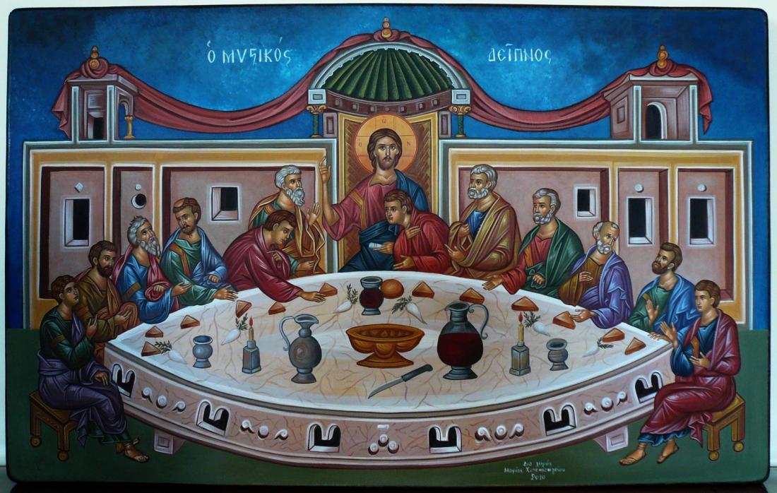 Σήμερα Μεγάλη Πέμπτη ο Μυστικός Δείπνος και η προδοσία του Ιούδα | ΕΛΛΑΔΑ |  thepressroom.gr