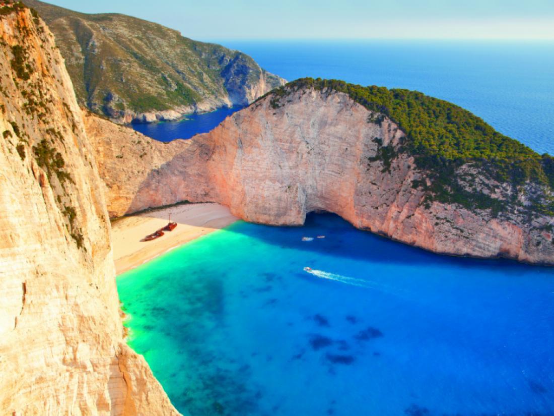 Ομορφότερες παραλίες της Ελλάδας - 16 φανταστικές παραλίες