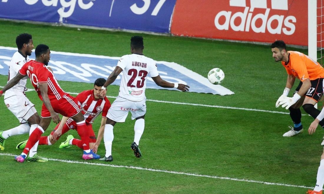 Ολυμπιακός-Λάρισα 4-1 (ΤΕΛΙΚΟ) - Ποδόσφαιρο - gavros.gr