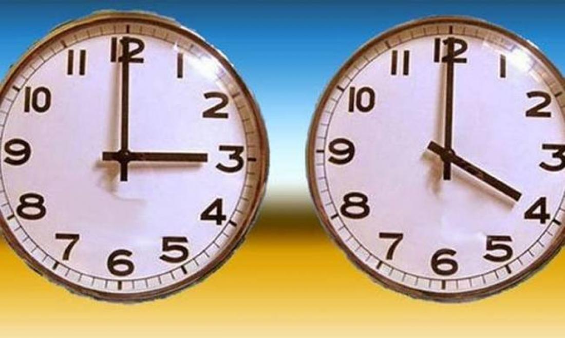 Αλλαγή ώρας - Πότε πρέπει να γυρίσουμε τα ρολόγια μια ώρα μπροστά ... a97091a4883