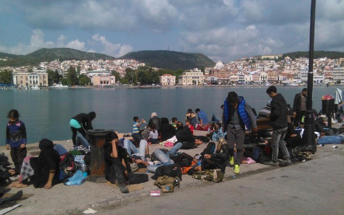 Προσφυγικό  Δεν πάει άλλο λένε οι λιμενικοί Χίου - Σάμου  63d2d1cda80
