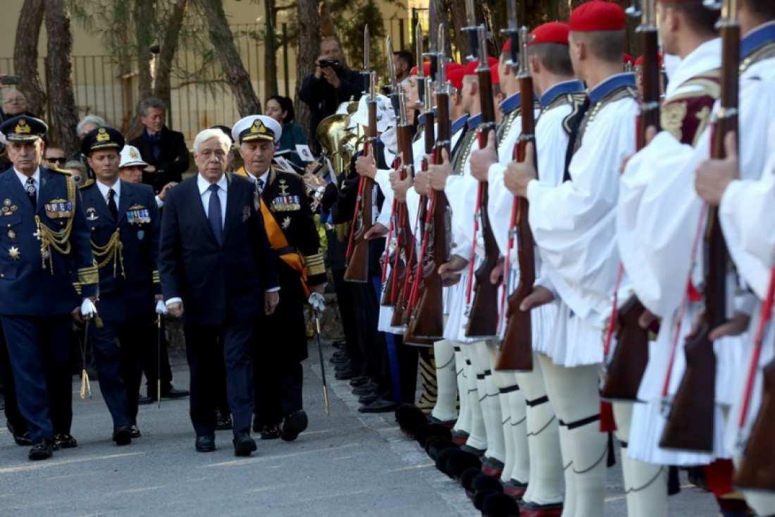 Παυλόπουλος προς Τουρκία: H Ελλάδα, εάν και όταν χρειασθεί, θα υπερασπισθεί, τα σύνορά της!