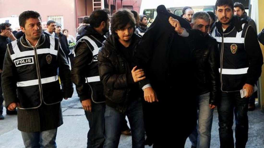 Τουρκία: Περισσότερες από 2.000 συλλήψεις αυτή την εβδομάδα