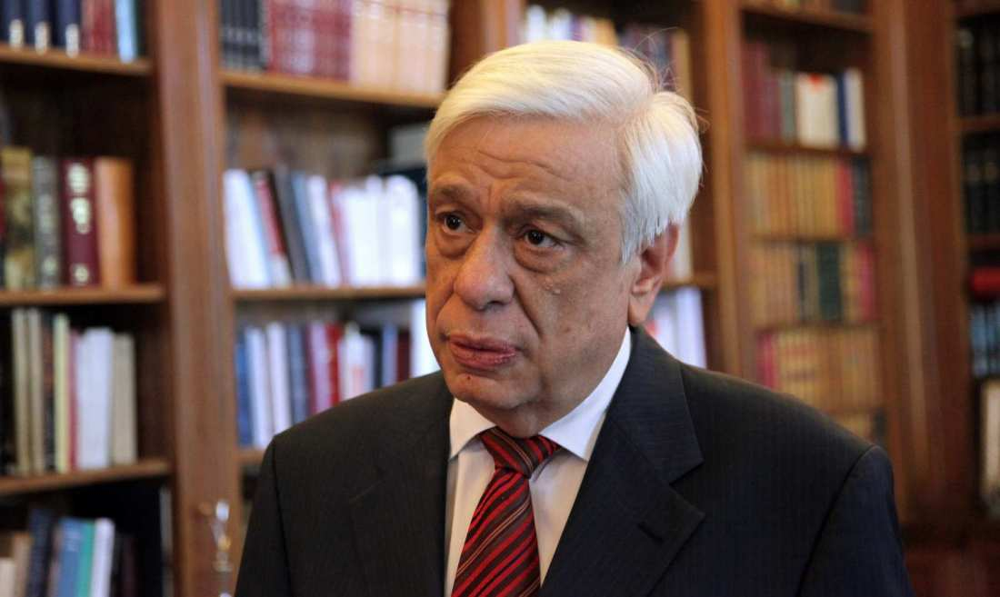Προκόπης Παυλόπουλος: Υπερασπιζόμαστε χωρίς ίχνος υποχωρητικότητας την κυριαρχία μας και τα σύνορά μας
