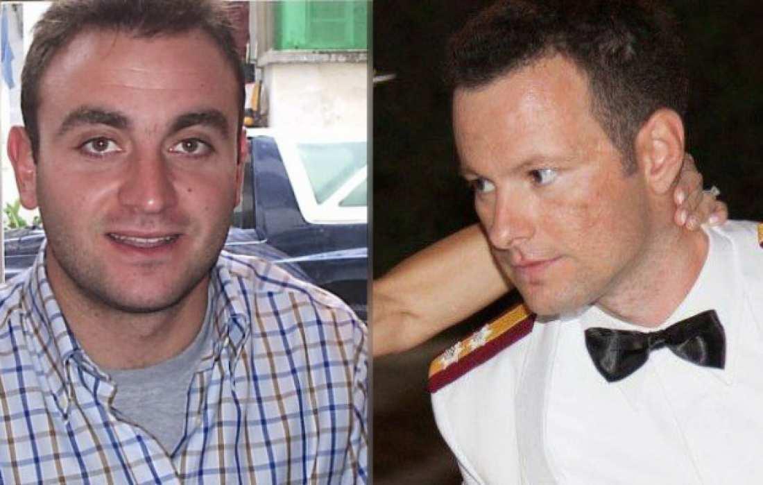 Η Ελλάδα θρηνεί για το χαμό των 4 αξιωματικών-Αβάσταχτος ο πόνος στις κηδείες του κυβερνήτη Δημοσθένη Γούλα και του συγκυβερνήτη Κωνσταντίνου Χατζή (ΦΩΤΟ-ΒΙΝΤΕΟ)