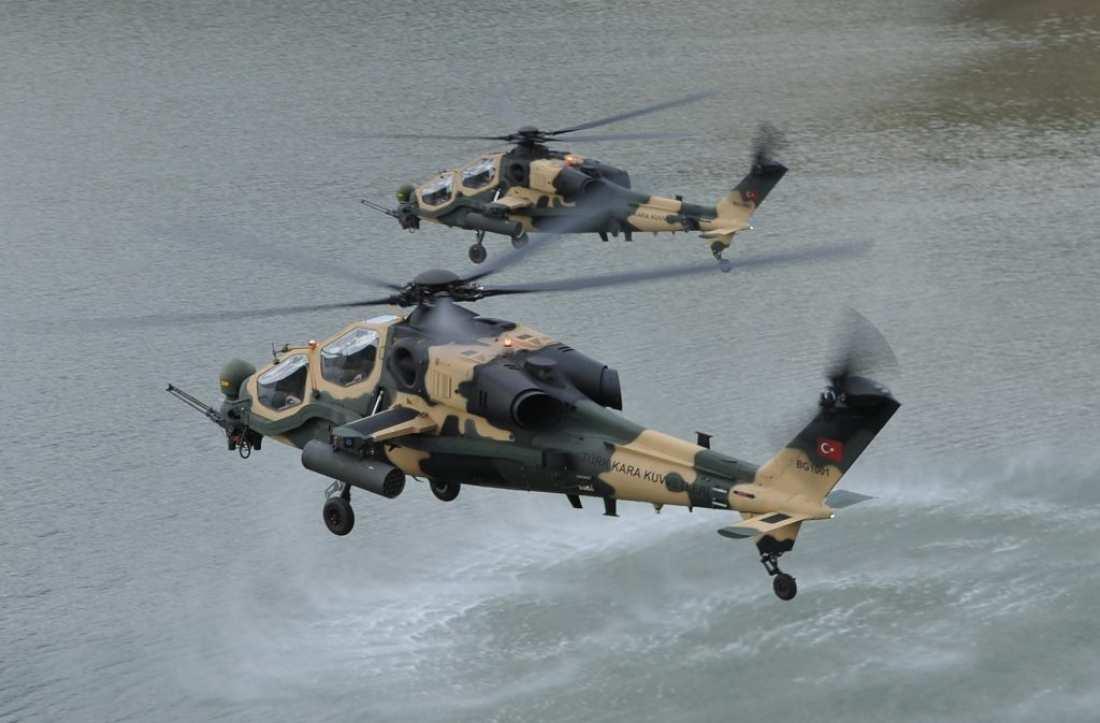 Νέες 57 παραβιάσεις στο Αιγαίο ακόμα και από ελικόπτερα