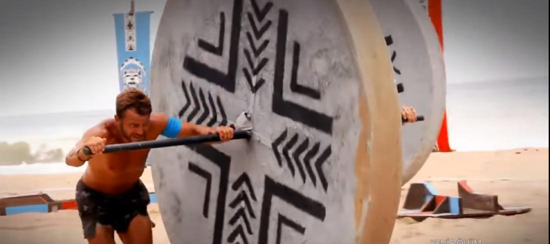 Survivor: Παίρνουν τη ρεβάνς οι Έλληνες (ΒΙΝΤΕΟ) - Νίκη στο δεύτερο αγώνισμα