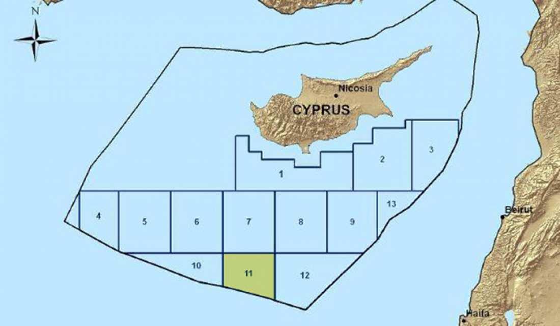 Κύπρος: Απαγορευμένη ζώνη το οικόπεδο 11 όπου αύριο ξεκινά η γεώτρηση