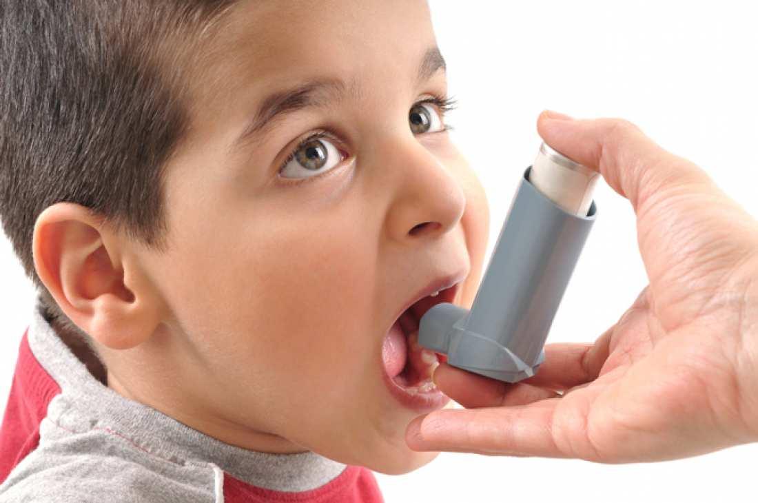 Τα παιδιά με άσθμα είναι πιθανότερο να γίνουν παχύσαρκα