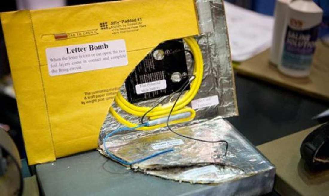 Εντοπίστηκαν άλλα 8 δέματα-βόμβες στην κεντρική αποθήκη των ΕΛ.ΤΑ, στο Κρυονέρι